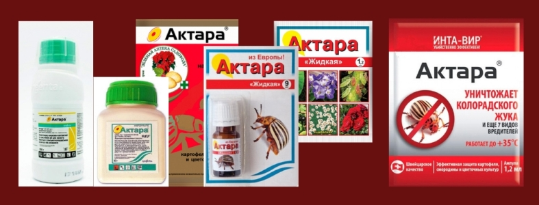 актара инсектицид